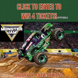 Monster Jam in NEW ORLEANS