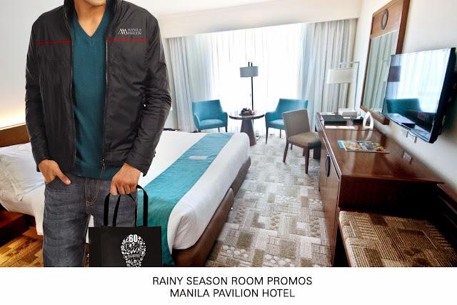 MANILA PAVILION'S RAINY SEASON ROOM PROMOS