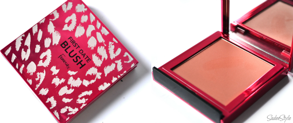 First Date Blush by Famous Cosmetics - Scarlett