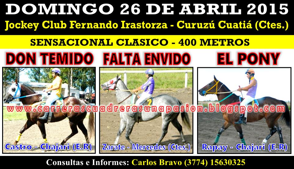 C. CUATIA - CLASICO 400