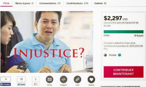 Doanh nhân Singapore kêu gọi ủng hộ khách Việt bị lừa mua iPhone 6