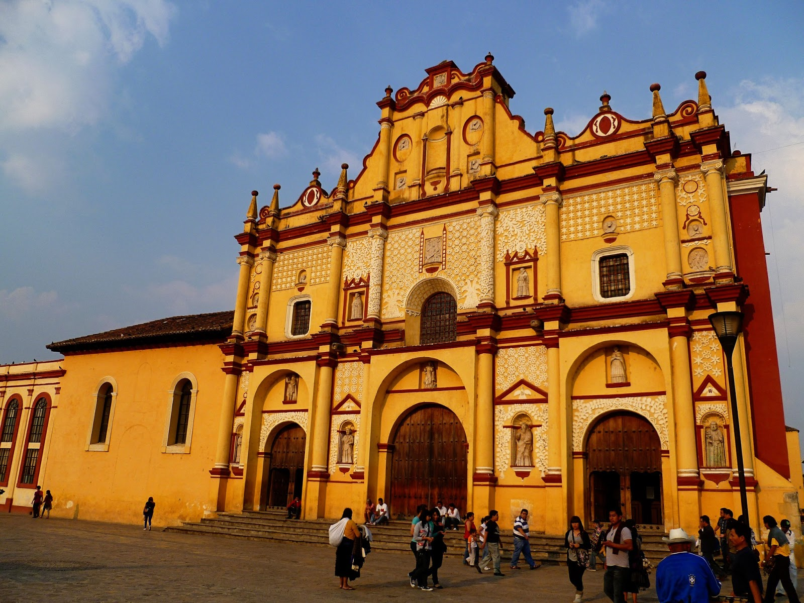 san cristobal de las casas church