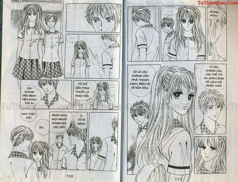 Nữ sinh chap 6 - Trang 76