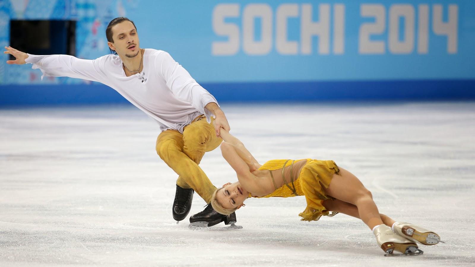 Tatiana Volosozhar and Maxim Trankov,Olympics,winter olympics