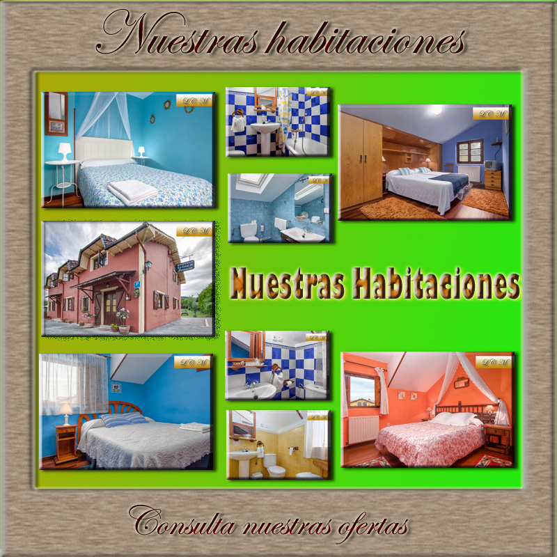 Habitaciones de La Casa de Mamasita