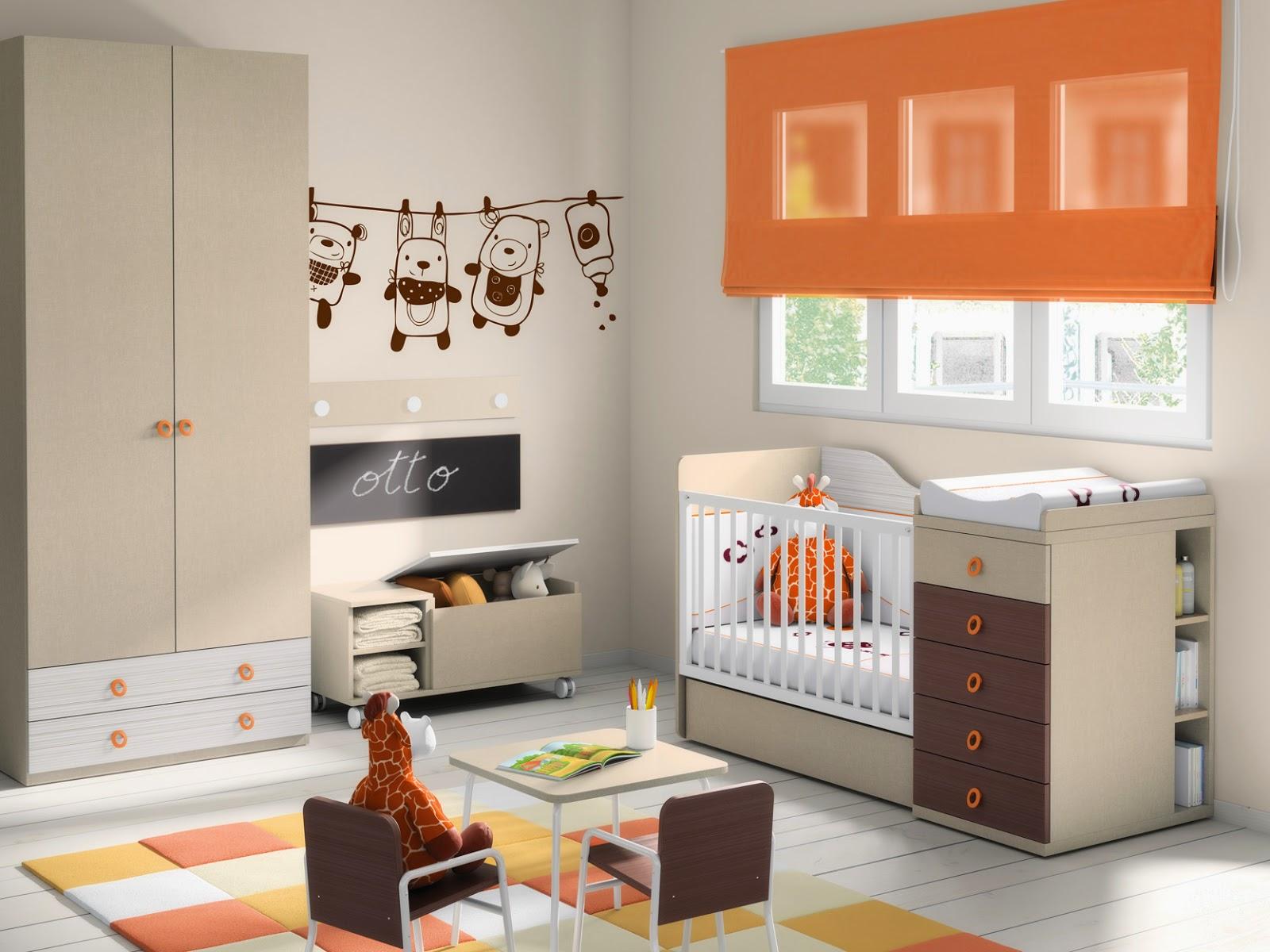 Abbina le tende alla cameretta mobili ros ros textil - Tende camerette bambini ...