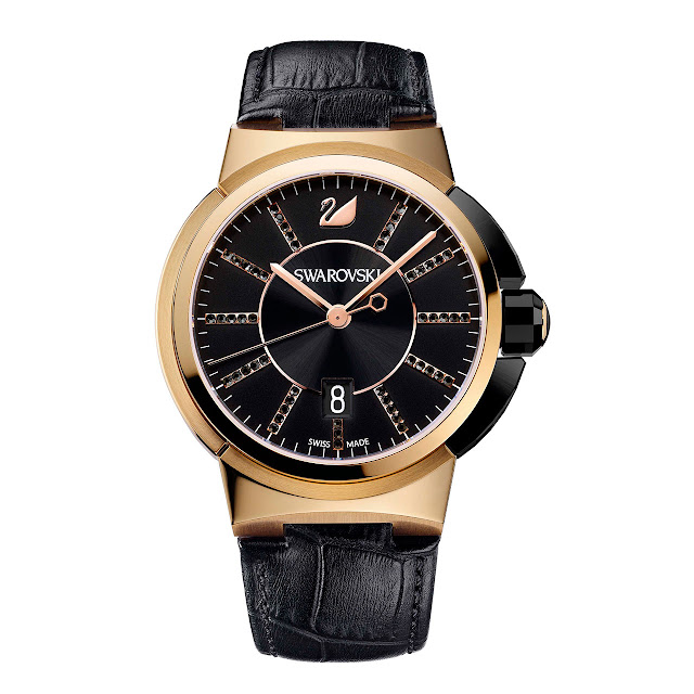 Swarovski - Piazza Grande Watch gold