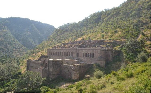 Mystery's of the Bhangarh Fort