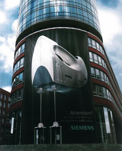 Mixer merk Siemens