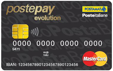 Come passare alla Postepay Evolution dalla vecchia Postepay