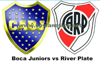 Superclasico Boca Juniors vs River Plate 2013