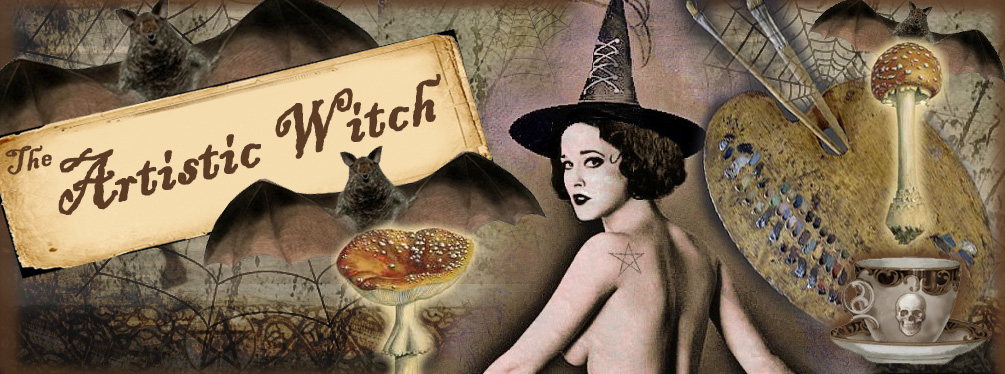 THE ARTISTIC WITCH