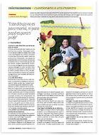 """Entrevista para la revista """"ESCUELA INFANTIL"""""""