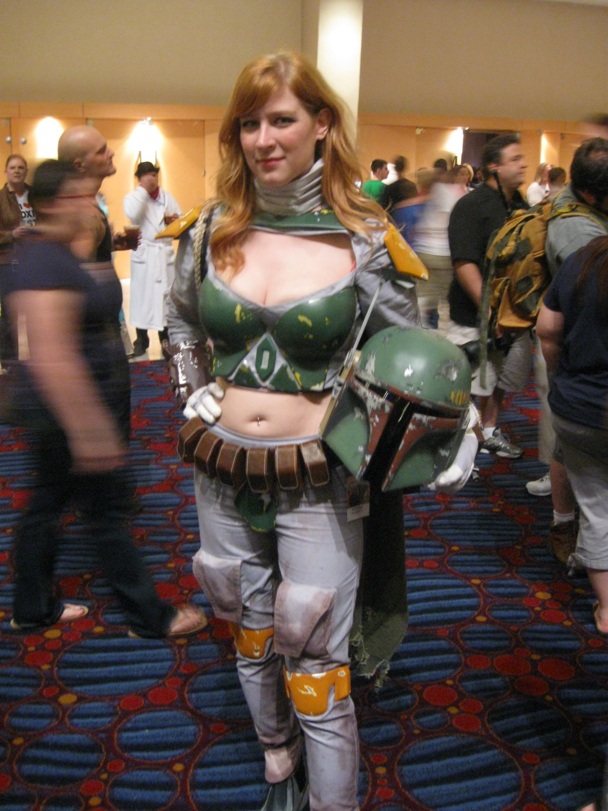 ESTO es ser un fan de Star Wars... Cosplay-DragonCon-image-17