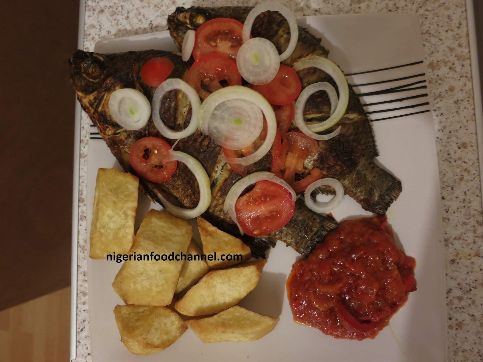 How to prepare nigerian grilled tilapia fish nigerian food recipe how to prepare nigerian grilled tilapia fish nigerian food recipe forumfinder Gallery