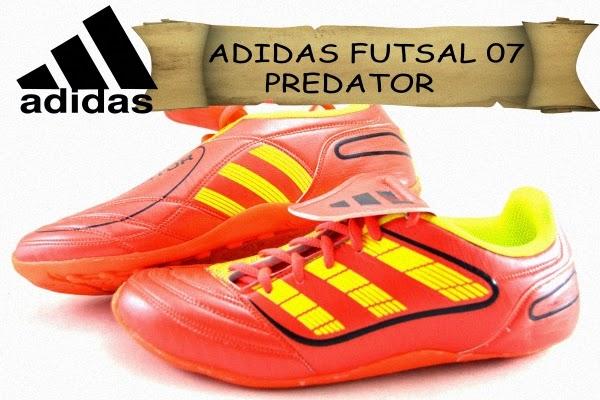 Sepatu Futsal  Sepatu Futsal Adidas Predator 07