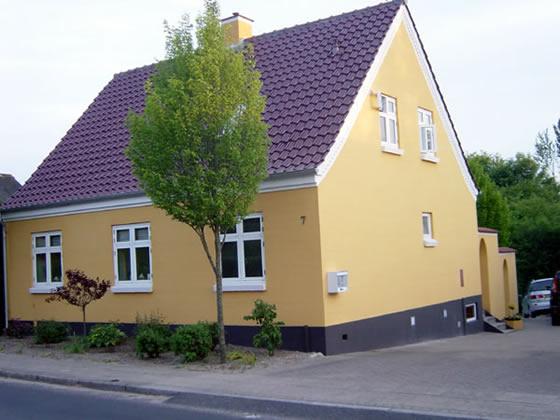 Dise o y decoraci n de la casa colores de moda para las - Colores fachadas de casas ...