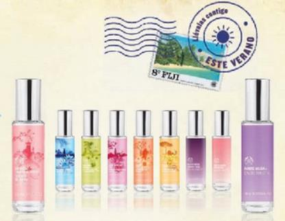 Aguas de Colonia The Body Shop