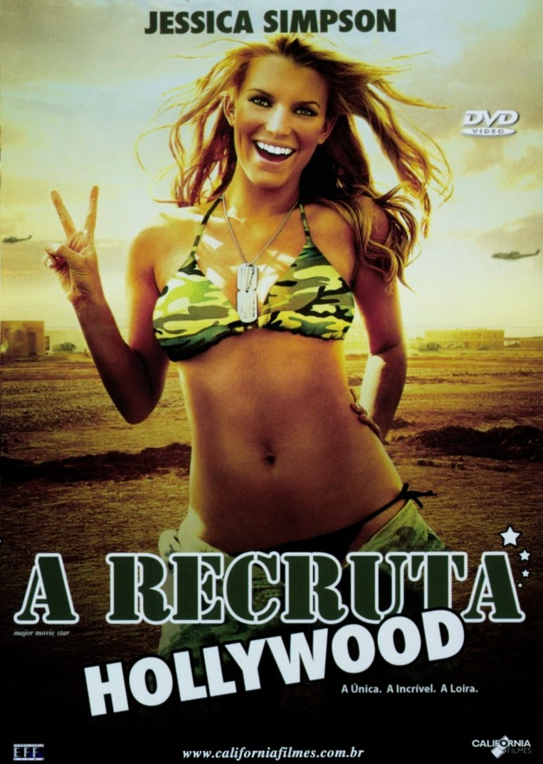A Recruta Hollywood – Dublado (2008)