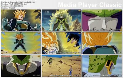"""Download Film / Anime Dragon Ball Kai Episode 82 """"Kebangkitan Kekuatan Super! Trunks Telah Melampaui Vegeta"""" Bahasa Indonesia"""
