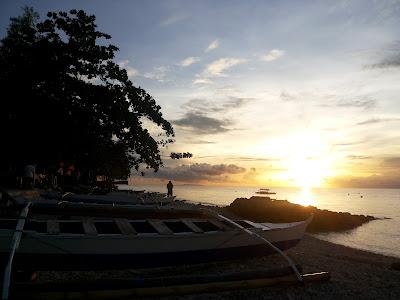 sunrise oslob