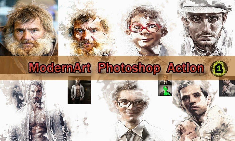 Art Photoshop Actions - Free Download ~ Photoshop River - Free ...