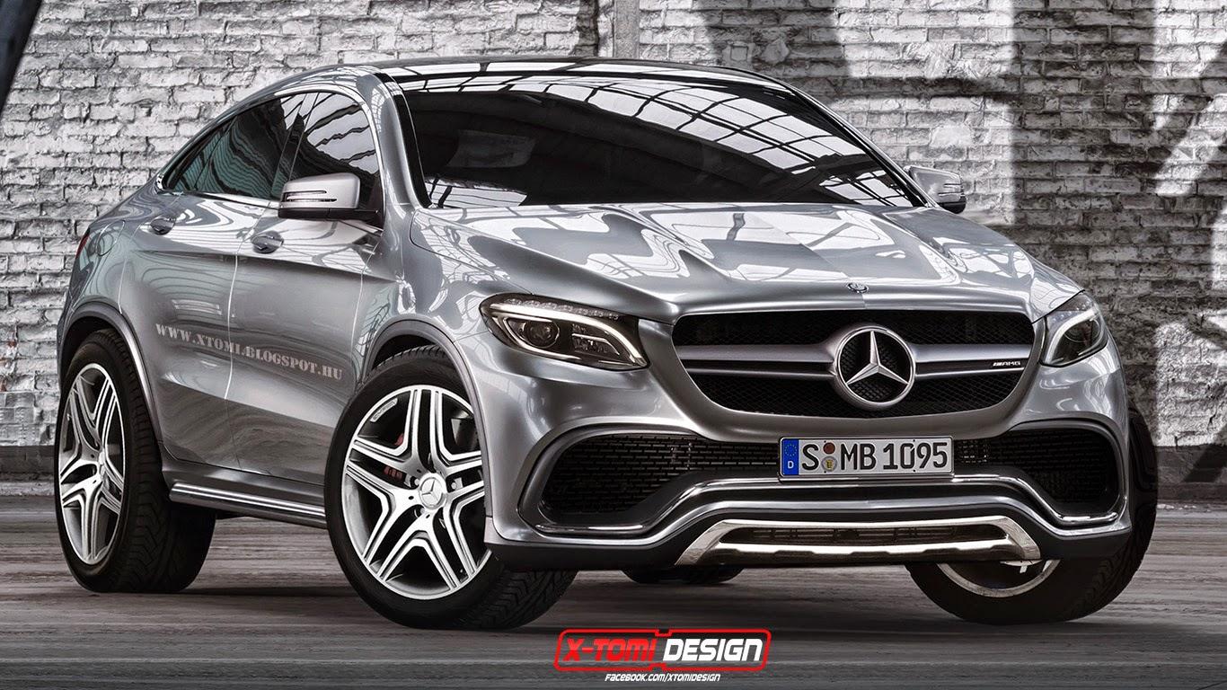 2015 - [Mercedes] GLE Coupé [C292] - Page 3 Mercedes-Benz+GLC2