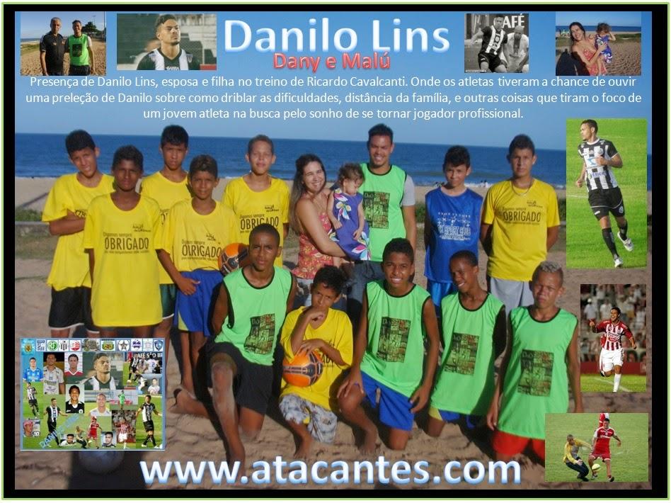 Danilo Lins. Palestra Motivacional para atletas de Base.