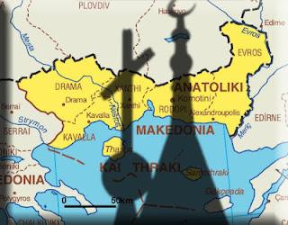 Οι Τούρκοι στήνουν και πολιτοφυλακή στην Θράκη