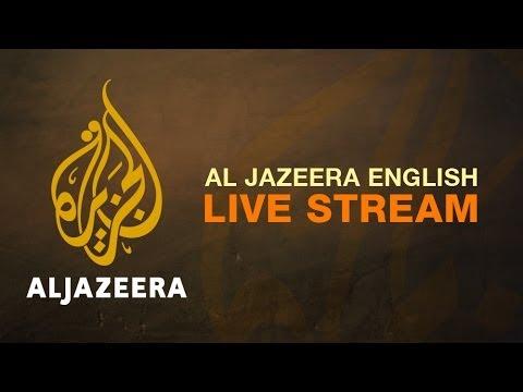LIVE BROADCAST AL JAZEERA