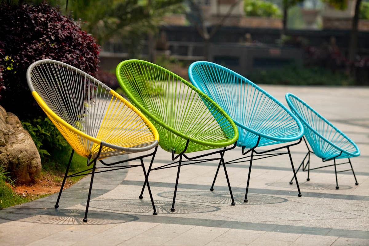 Acapulco chair outdoor - Acapulco Chair Outdoor