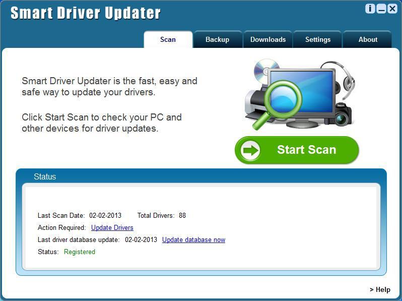 Smart Driver Updater 3.3.0 أضخم قاعدة تعاريف في العالم