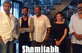 full cast and crew of bollywood movie Shamitabh! wiki, story, poster, trailer ft Amitabh Bachchan