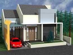 Contoh Desain Rumah Minimalis Type 36 1 Lantai