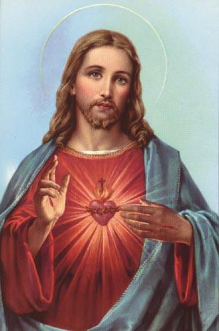 """""""Coração de Jesus que tanto me amais fazei que eu Vos ame cada vez mais."""""""