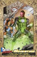 Green Lantern 23.4 Sinestro Concept art