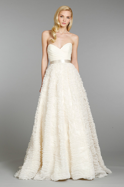 Louisville wedding blog the local louisville ky wedding for Hayley paige wedding dresses cost