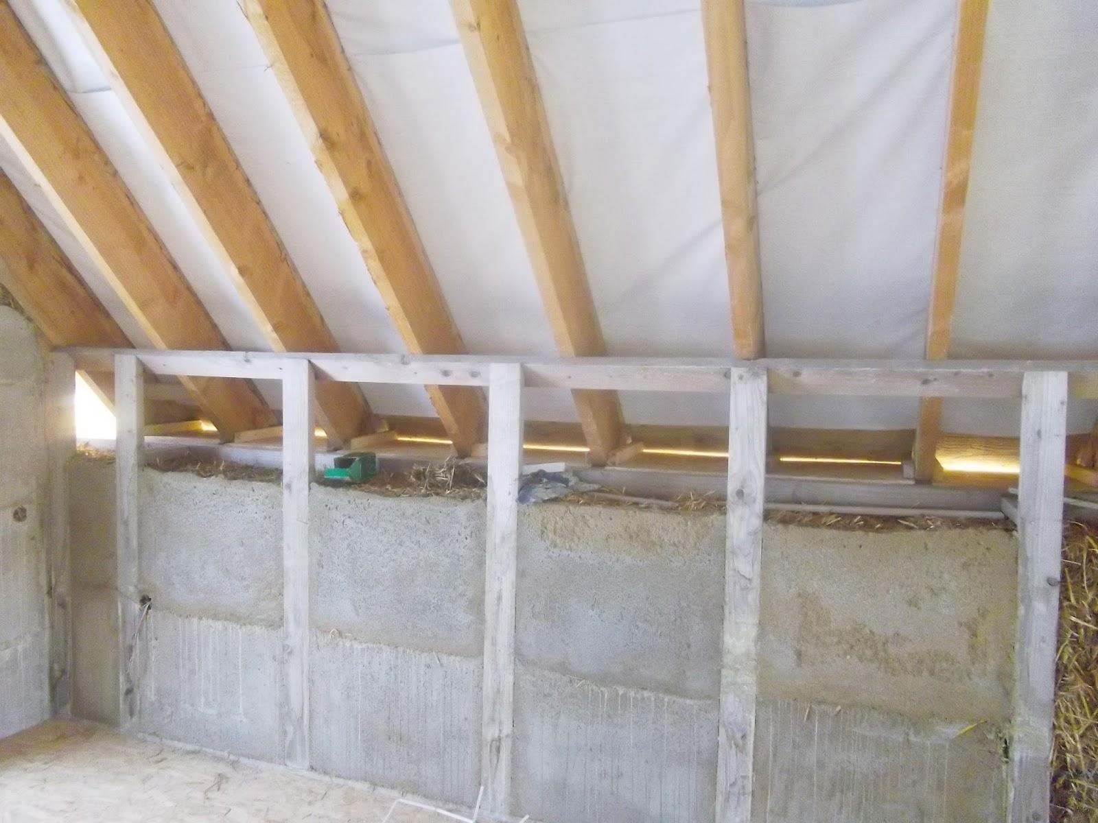 Construction de notre maison en bois et paille - Comment effrayer les moineaux ...