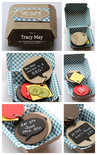 stampin-up-uk-independent-demonstrator-Tracy-May-bbq-hamburger-box-invite-collage