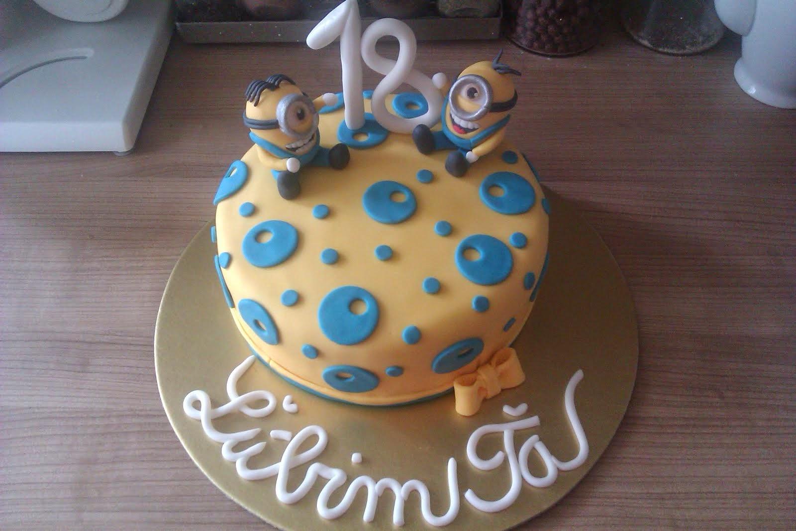Torta mimoni 2