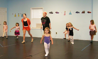 south charlotte children tap classes