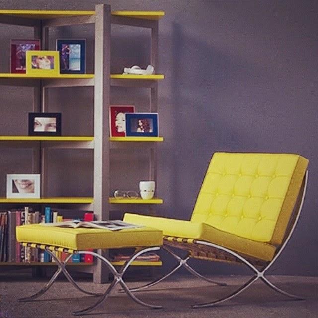 Cadeira Barcelona @decorame