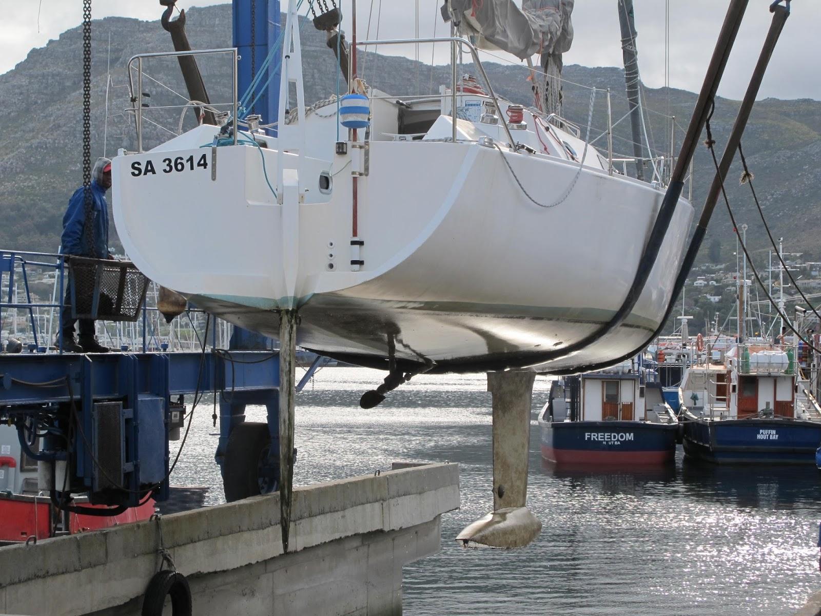 CKD Boats - Roy Mc Bride: Building the Didi 34 Nandi by