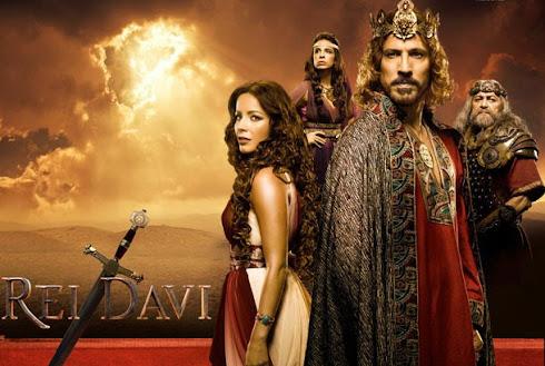 MINISSÉRIE: Rei Davi.