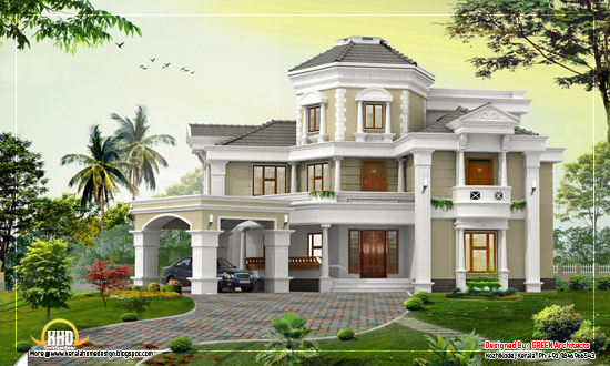 Awesome House Design - 480 Square meter (5167 Sq. Ft.)- February 2012