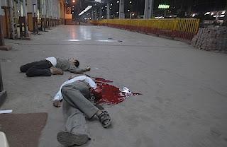Kasab killing