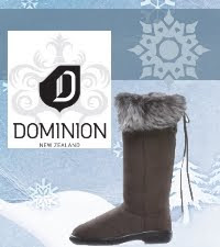 Dominion New Zealand, Boots, Sheepskin, Slippers