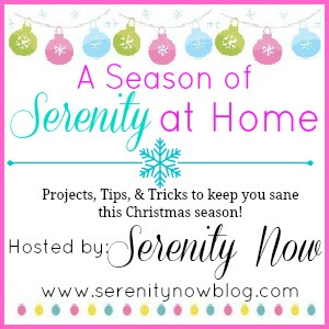 A Season of Serenity at Home (Christmas Inspiration series), from Serenity Now