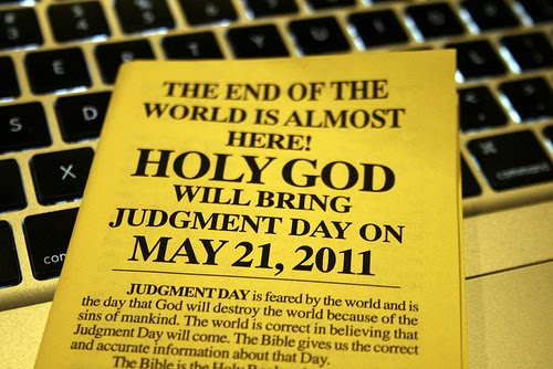 may 21st judgment day. Judgement Day - May 21, 2011?
