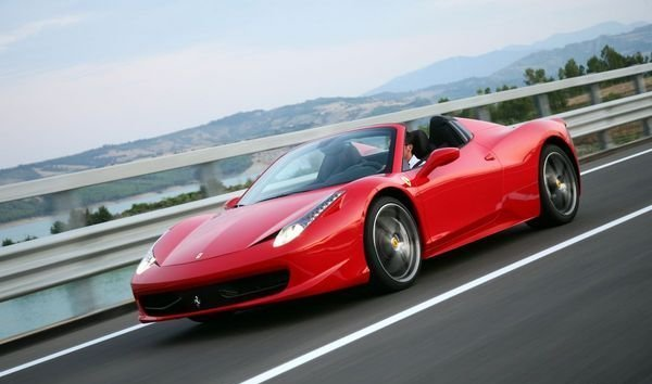 Ferrari Having a Record-Setting 2012, To Date gassguzzler